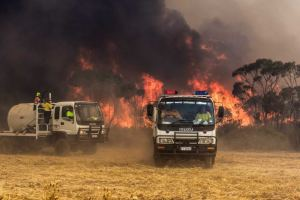 esperance fire trucks